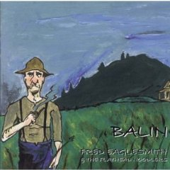 Graphic: Balin album cover