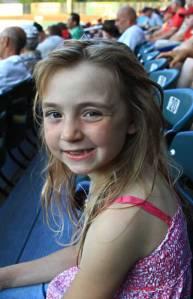 Photo of kiddo