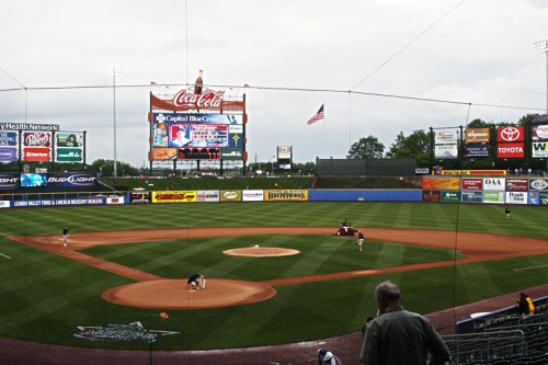 Photo of Lehigh Valley ballpark