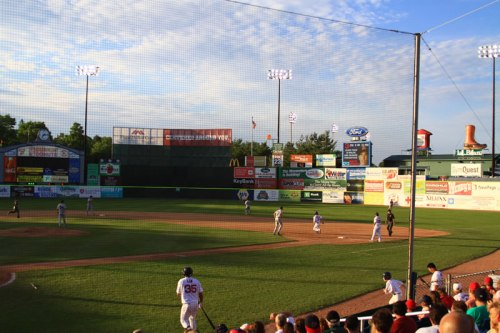 Photo of Hadlock Field
