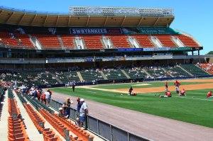 Photo of Scranton stadium