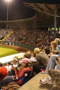 Photo of Burlington crowd