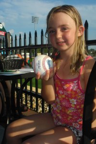Photo of kid with ball from BP