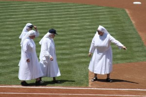Photo of nuns