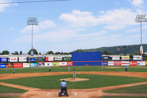 Photo of Binghamton ballpark