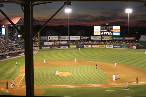 Photo of McCoy Stadium
